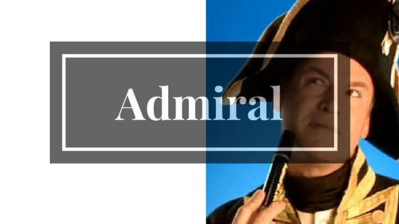 Admiral Customer Service