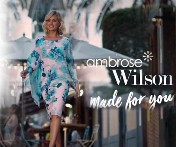 Ambrose Williams Clothing Sizes 12-32 Contact Number