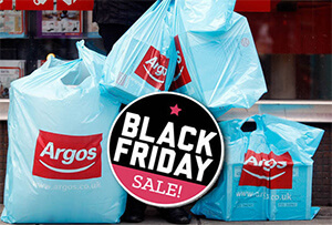 Argos Black Friday