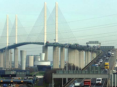 Dartford Crossing Charge Contact