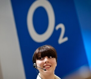 O2 Customer Contact Service