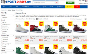 Sports Direct Online