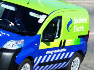 Southern Electric van